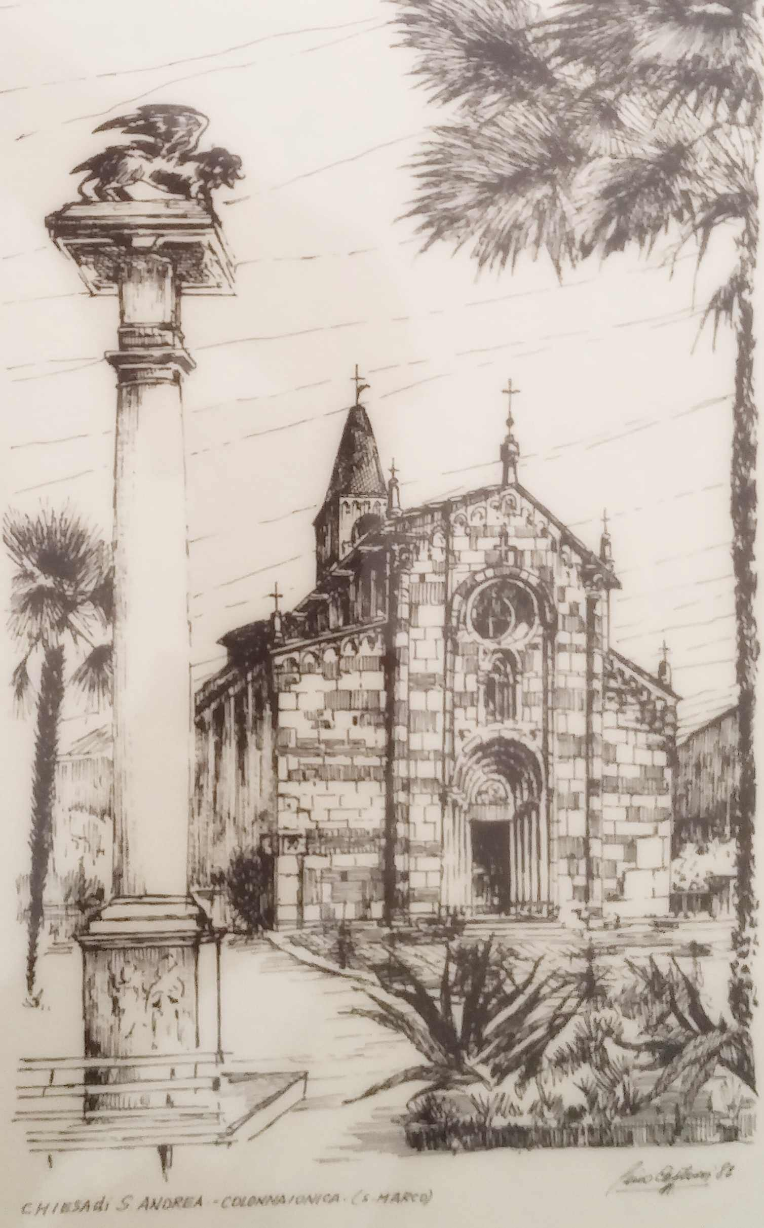 Chiesa di sant Andrea
