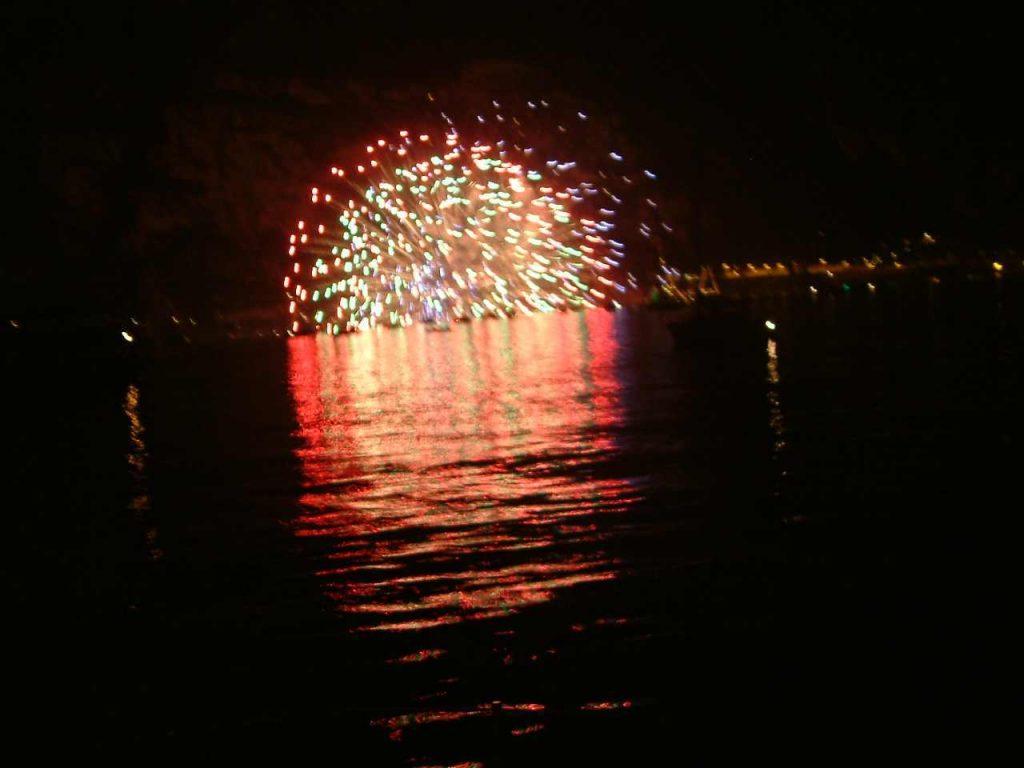 riva fuochi d'artificio