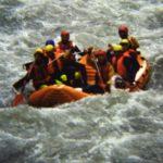 rafting canyoning torrentismo sul Garda