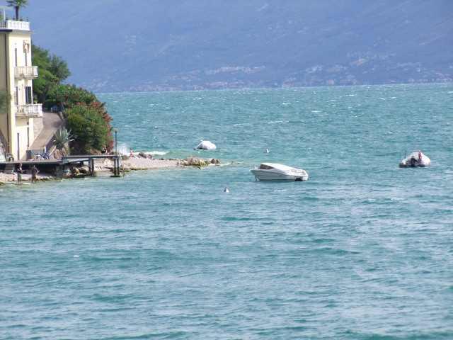 venti pericolosi del Lago di Garda