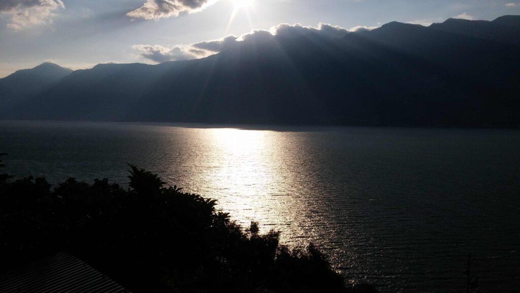 clima del lago di Garda
